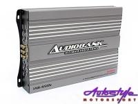audiobank iab series 6200w 4channel amplifier
