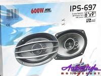 ice power ips 697 600w speakers