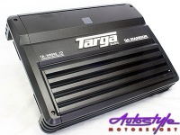 targa warrior 1ohm amplifier