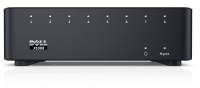 dell networking x1008p smart web managed switch with 8x e