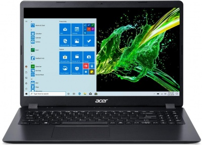 "Photo of Acer Aspire A315-56 10th gen Notebook Intel i3-1005G1 1.2GHz 4GB 512GB 15.6"" WXGA HD UHD BT Win 10 Home"