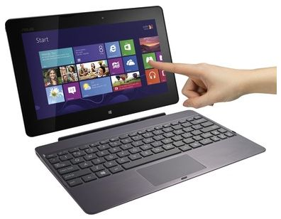 Photo of Asus Transformer TF600 laptop