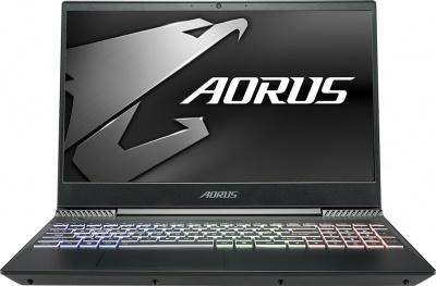 "Photo of Aorus 5 9th gen Gaming Notebook Intel Hex i7-9750H 2.6Ghz 8GB 1TB 15.6"" FULL HD GTX1650 4GB Win 10 Pro"
