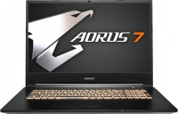 aorus 7 9th gen gaming notebook intel hex i7 9750h 26ghz