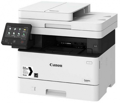 Photo of Canon i-SENSYS MF421dw A4 Multifunction Mono Laser Printer with Fax