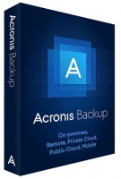 acronis backup standard server subscription license 1 year finance accounting