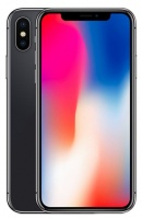apple iphone x space cell phone