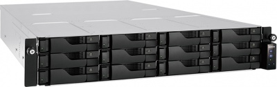 Photo of Asus AS6212RD 12 bay Celeron 64-bit Quad Core 1.6GHz 2U Rack Mount Network Attached Drive