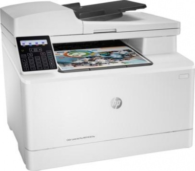 Photo of HP Colour LaserJet Pro M181FW A4 Multifunction printer with Fax USB WiFi LAN