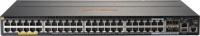hp aruba 2930m 48x gigabit poe ports 1 slot switch