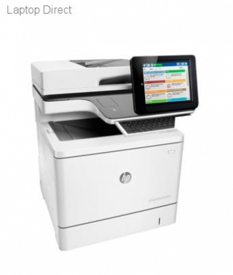 Photo of HP M577c Color LaserJet Ent Flow Printer with Fax