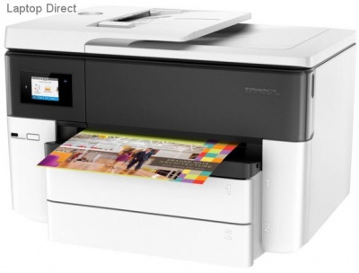 Photo of HP Officejet 7740 Wide Format Multifunction Inkjet Printer with Fax