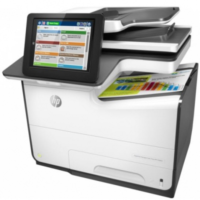 Photo of HP E58650dn PageWide Managed Colour Multifunction Printer