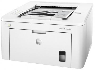 Photo of HP G3Q47A Laserjet Pro M203DW Mono Laser Printer