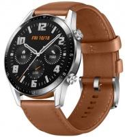 huawei watch gt 2 classic 46mm pebble brown smart