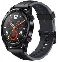huawei watch gt 2 sport 46mm matte black smart