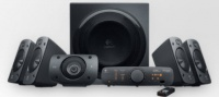 logitech 980 000468 z906 digital 51 channel speakers