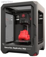 makerbot replicator mini compact 3d printer