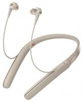 sony wi 1000x beige headset