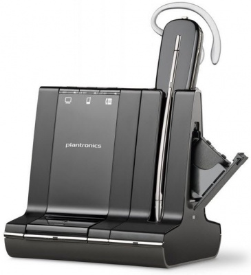 Photo of Plantronics Savi Office Dect Wireless Headset with Base - Delux Kit