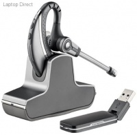 plantronics savi mobile wireless headset telephone