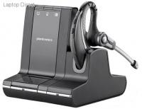 plantronics savi office wireless headset with base telephone