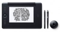 wacom pth660n graphics tablet