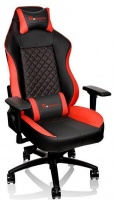 thermaltake gt comfort 500 black and red gaming chair