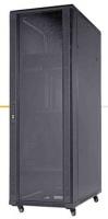 unbranded 37u 600 x 1000mm standing cabinet mesh door