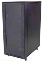 unbranded 32u 600 x 1000mm standing cabinet front double