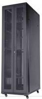 unbranded 42u 600 x 800mm floor standing cabinet double