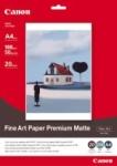 canon fapm1 fine art paper premium matte 20 x a4 printer paper