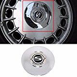 unbranded chrome center wheel hub cap cover 2001 2003 tenni