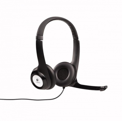 Photo of Logitech USB HEADSET H390 USB EMEA