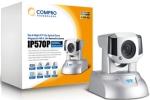 compro ip570p poe edition internet camera security camera