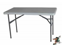 afritrail anywhere camping table 122cm