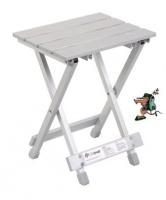 oztrail aluminium folding stool camping furniture