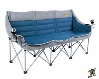 oztrail galaxy 3 seater 330kgs camping furniture
