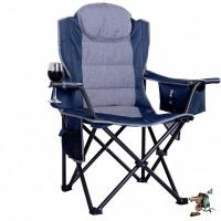oztrail big boy armchair 220kg camping furniture