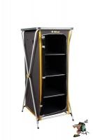 oztrail 4 shelf deluxe camp cupboard camping furniture