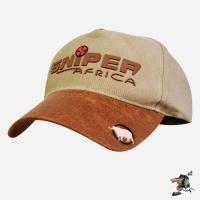 sniper rustic contrast cap khaki gear