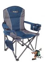oztrail titan armchair 250kg camping furniture