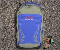 bushtec trail hiking backpack