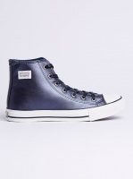 Basic High top Sneakers Navy