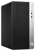 hp prodesk 400 g4 i5 mini tower desktop 1ey28ea
