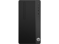 hp 290 g1 i3 microtower desktop 1qm93ea